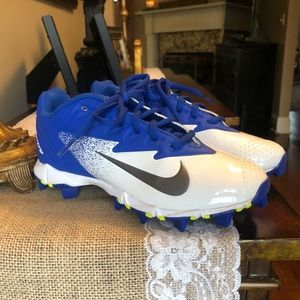Nike Vapor Cleats US size 2.5Y